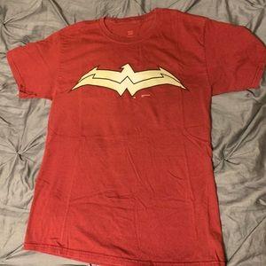 Men's Cut Wonder Woman Tshirt